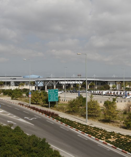 Ben-Gurion International Airport, Terminal 3